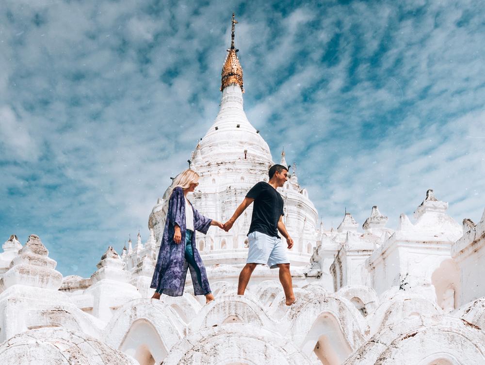 Top 5 ngôi chùa nổi tiếng nhất Myanmar