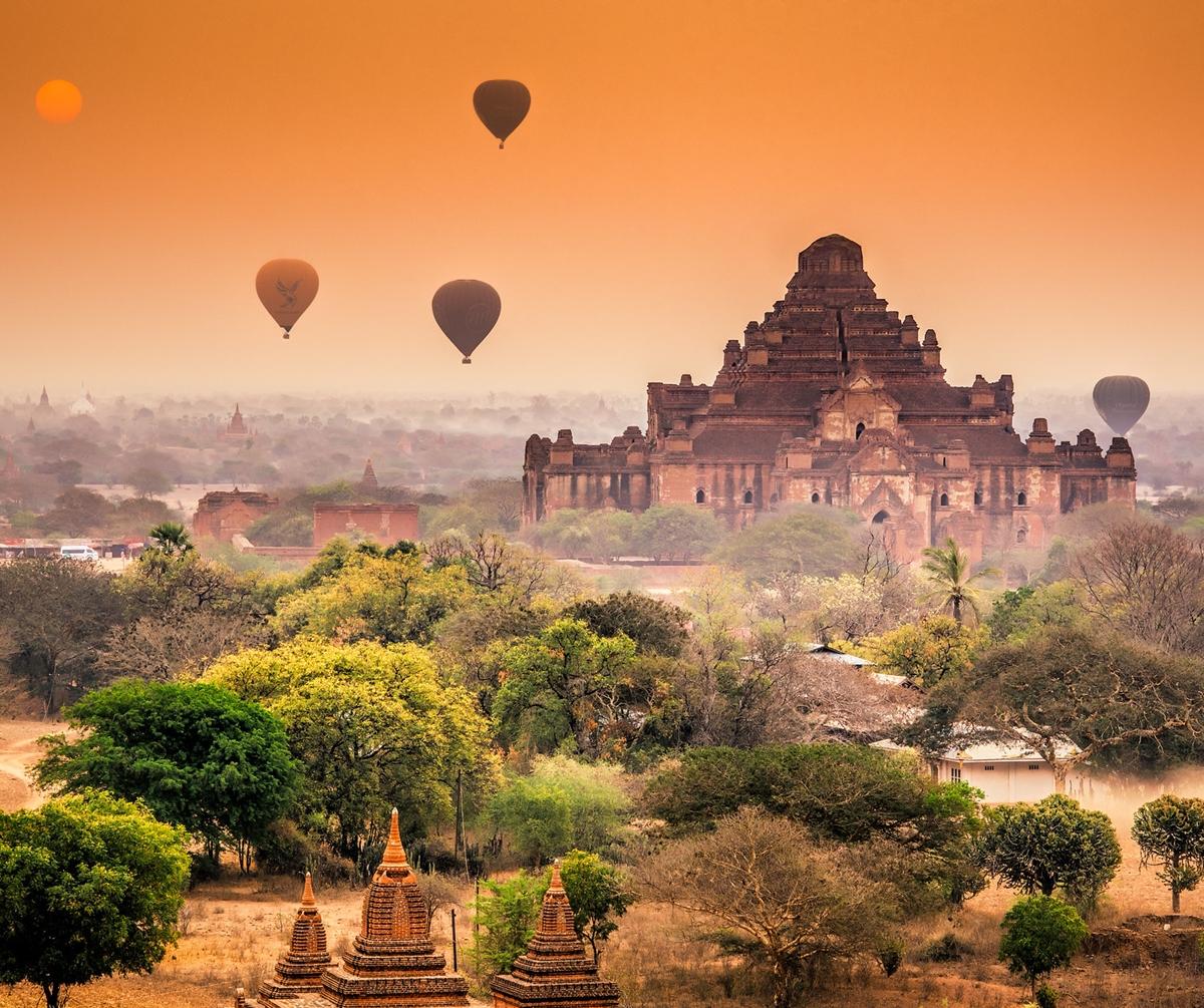 Kinh nghiệm du lịch Bagan Myanmar từ A - Z