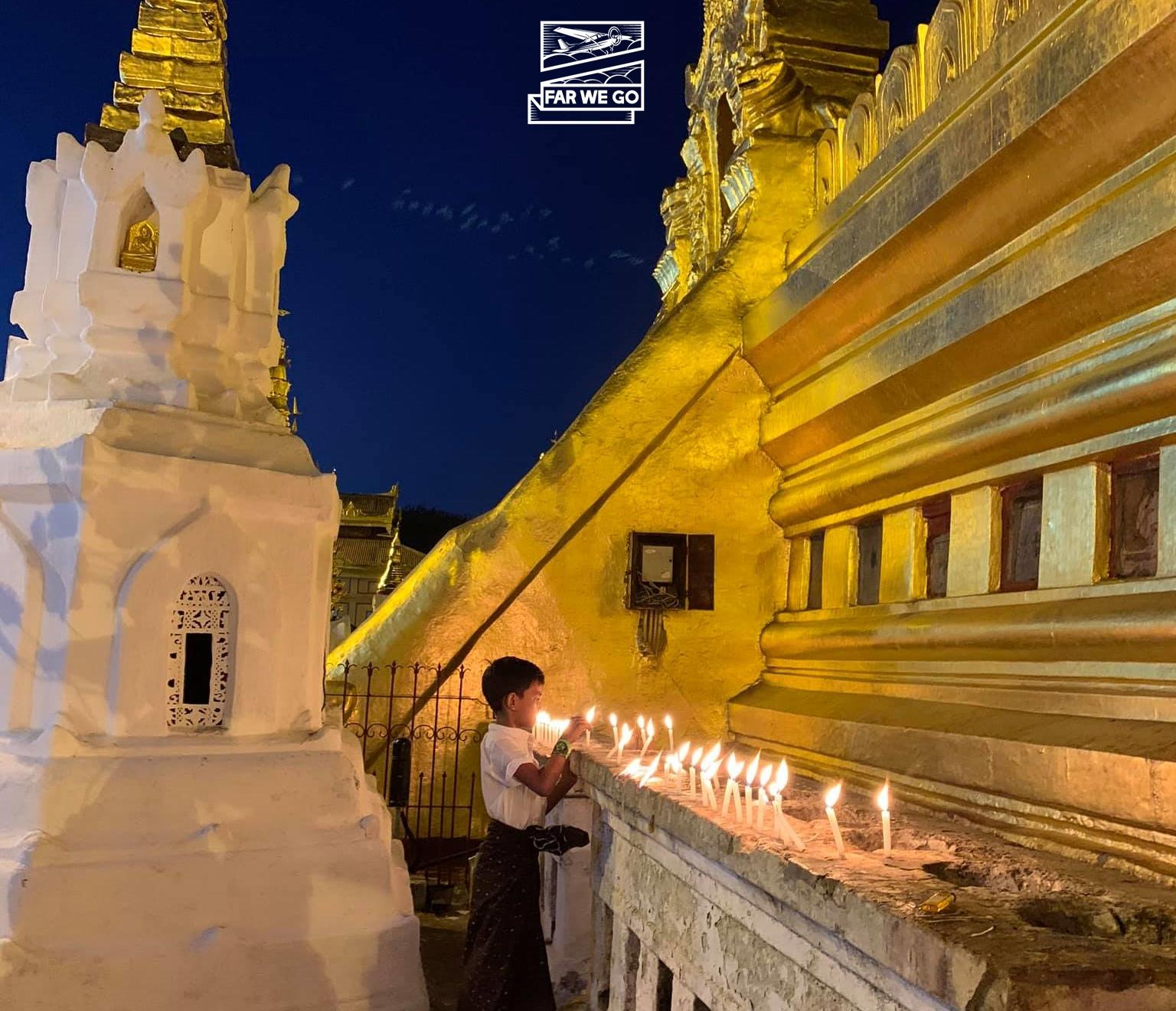 Cẩm nang du lịch Yangon tại Myanmar