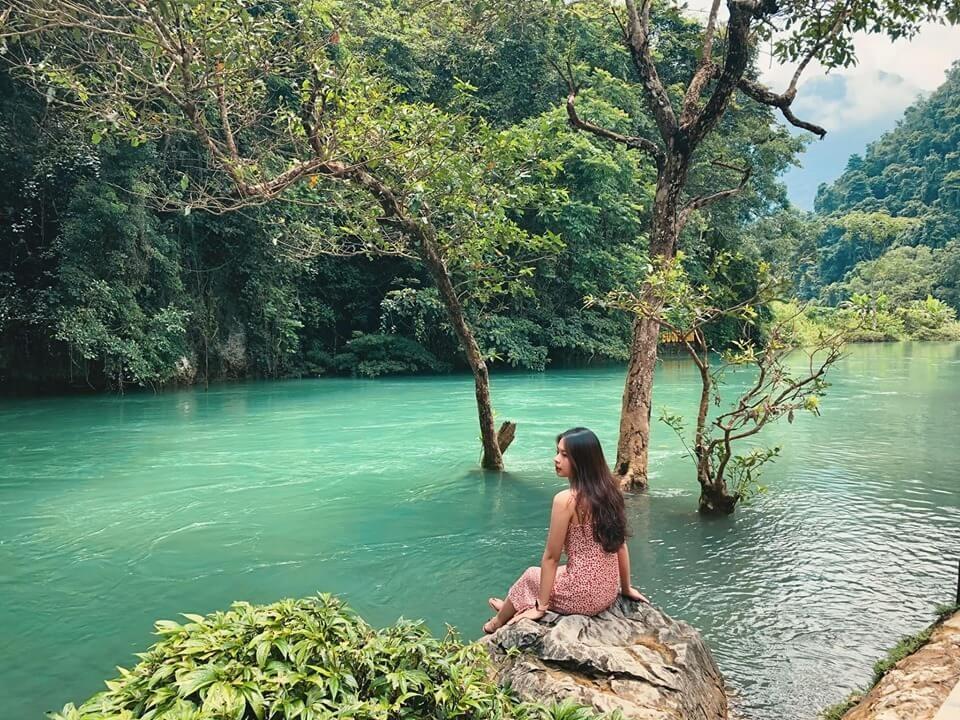 Suối Lê Nin - tiên cảnh giữa núi rừng Pác Bó
